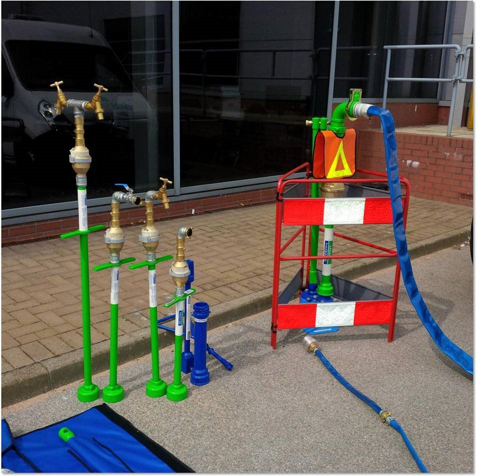Company fined for jeopardising Rugby's water supply by illegally using hydrants