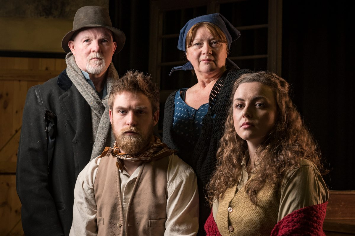 Playboy of the Western World heading to Leamington's Loft Theatre.