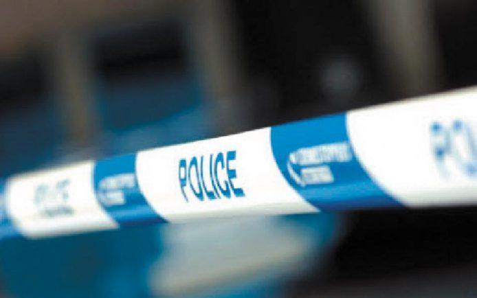 Knife-wielding burglars struck at Lutterworth home on Sunday afternoon
