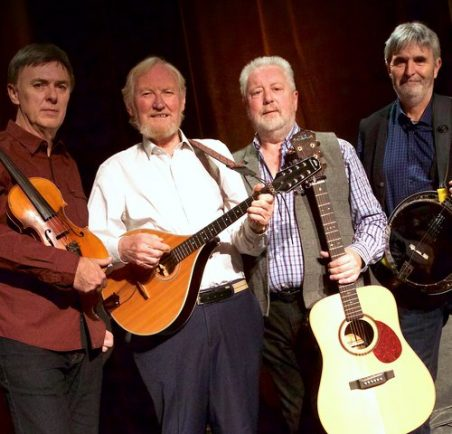 Band featuring ex-Dubliners to play Rugby gig