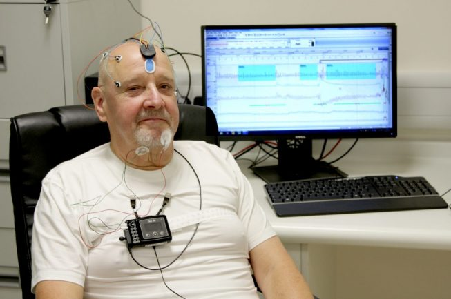 Hospital's new Sleep Studies unit aiming to become world-leading research centre