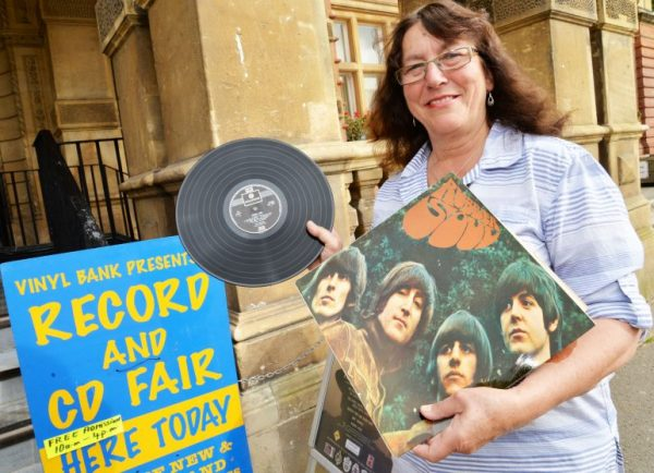 Leamington Record Fair offers music for all ears