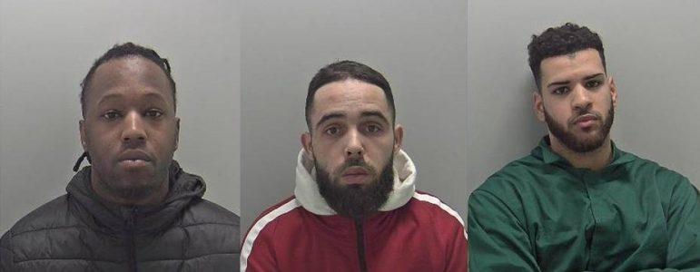Trio used Rugby hotels as bases for drug-dealing operation