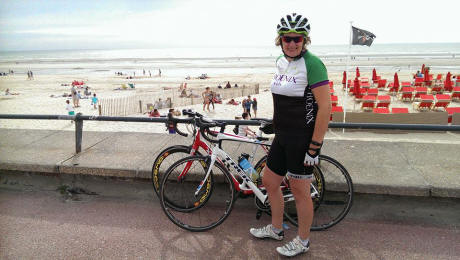 Inspiring women cyclists from Warwickshire recognised in top 100