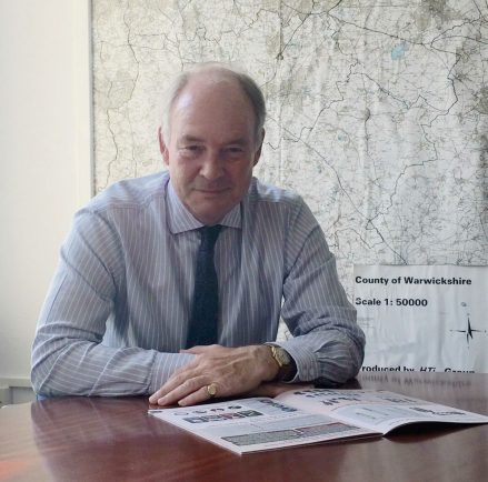 Police chief calls for Warwickshire's to lead way on road safety nationally