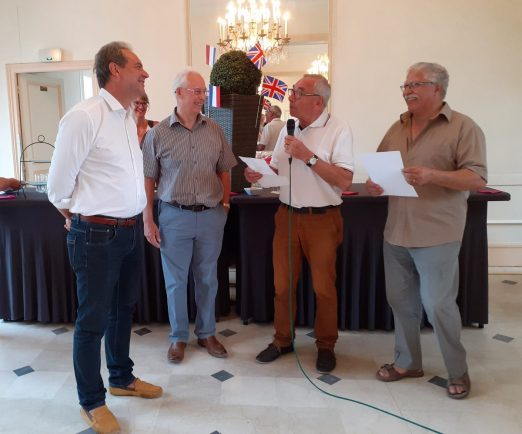 Rugby Twinning Association keeps Anglo-French relations alive during Evreux visit