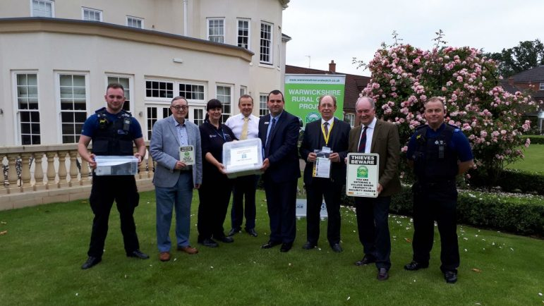 Dunchurch retirement village takes a stand against rural crime