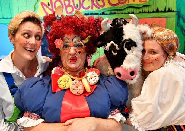 Rugby Theatre to stage panto 'with a twist'