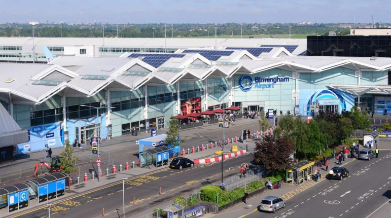 Birmingham Airport sees passenger numbers rise in 2019 – despite collapse of Thomas Cook