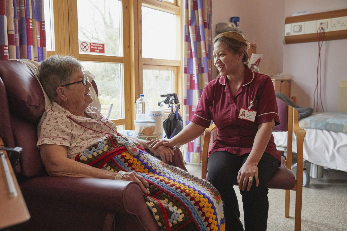Hospices in Coventry and Warwickshire receive cash boost