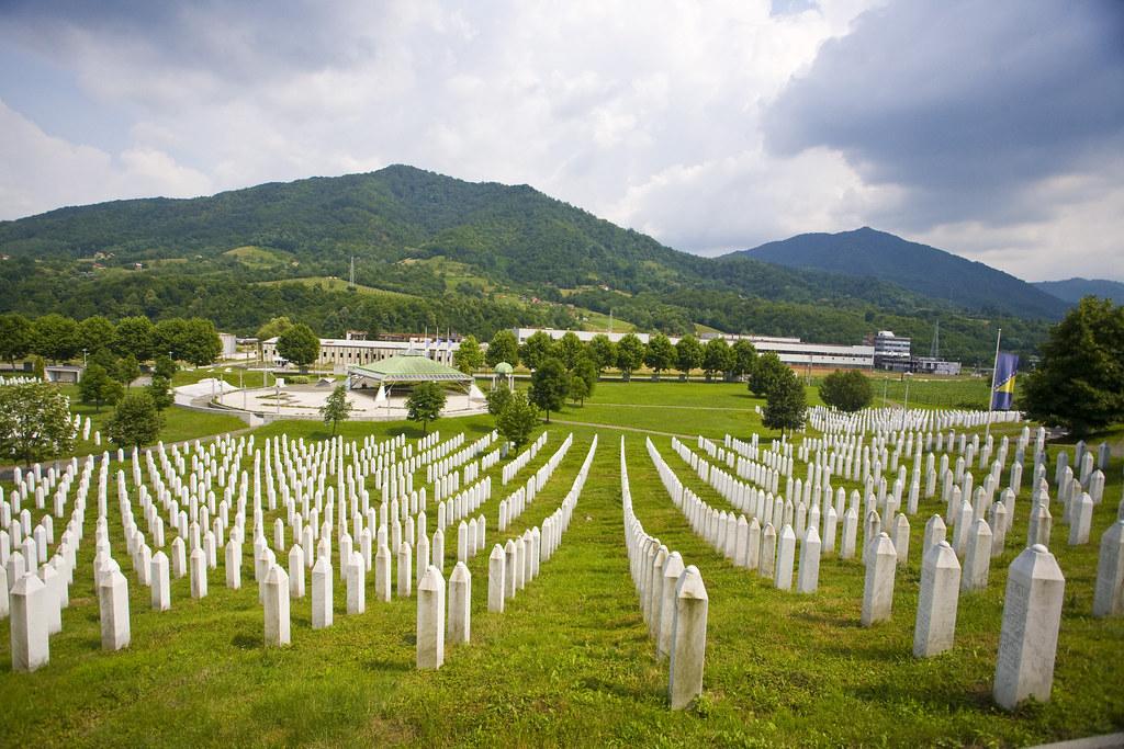 Council chiefs mark 25th anniversary of Srebrenica genocide