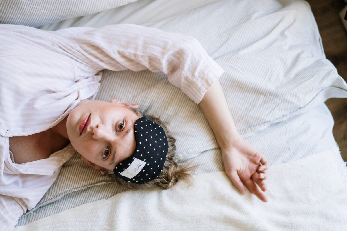 Struggling to sleep? Four foods to eat for a better night's kip